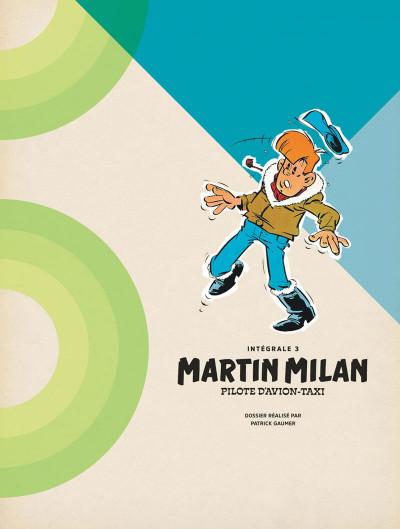 Page 3 Martin Milan - intégrale tome 3