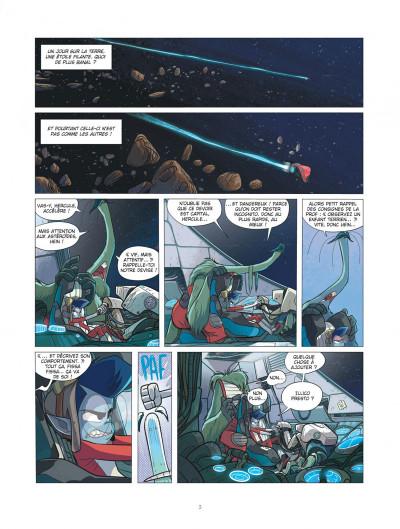 Page 2 Hercule, agent intergalactique tome 1