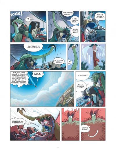 Page 3 Hercule, agent intergalactique tome 1
