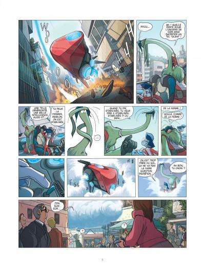 Page 4 Hercule, agent intergalactique tome 1