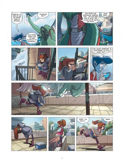Page 5 Hercule, agent intergalactique tome 1