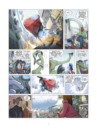 Page 6 Hercule, agent intergalactique tome 1