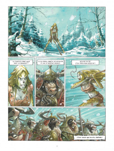 Page 2 Le règne tome 2