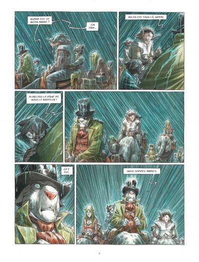 Page 8 Le règne tome 2