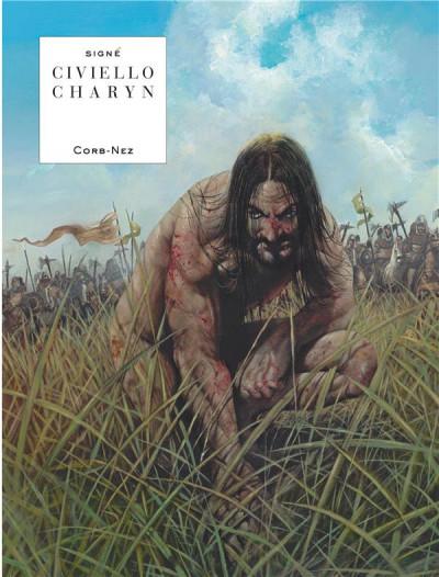 Couverture Corb-nez + ex-libris offert