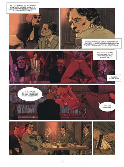Page 9 Deux hommes en guerre tome 1 + ex-libris offert