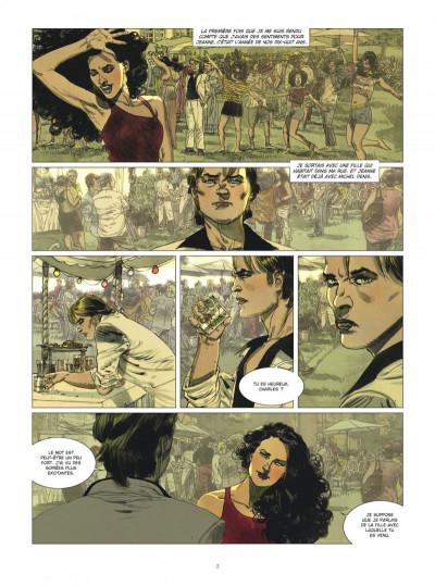 Page 2 Deux hommes en guerre tome 2