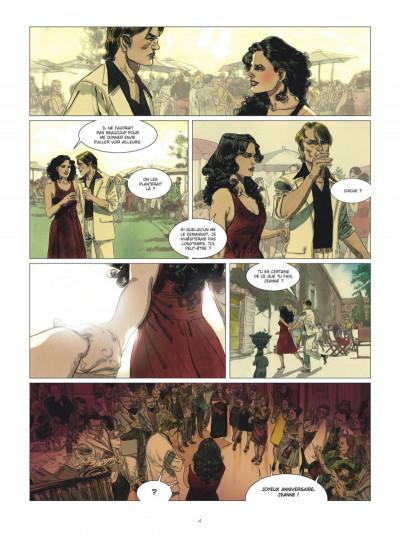 Page 3 Deux hommes en guerre tome 2