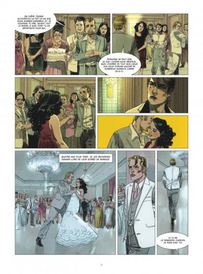 Page 4 Deux hommes en guerre tome 2
