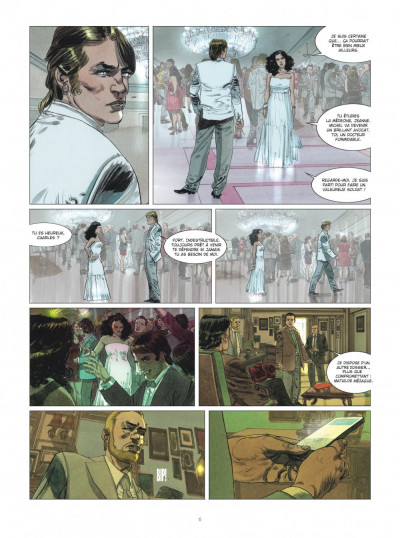 Page 6 Deux hommes en guerre tome 2