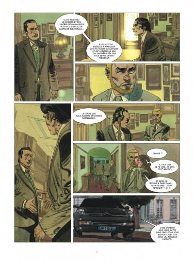 Page 7 Deux hommes en guerre tome 2
