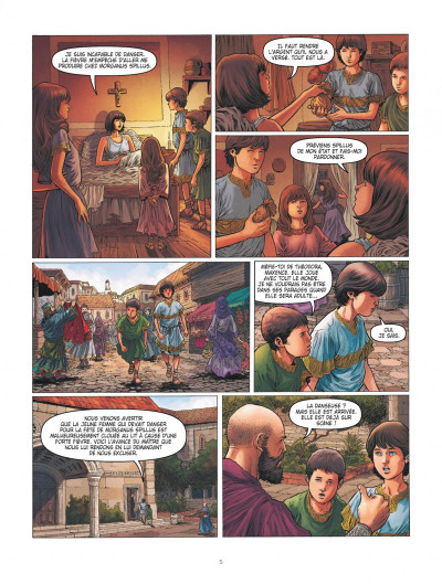 Page 4 Maxence tome 3