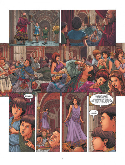 Page 5 Maxence tome 3