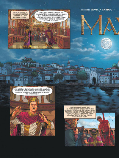 Page 8 Maxence tome 3