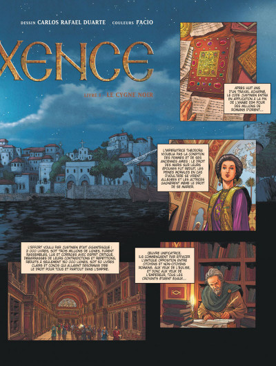 Page 9 Maxence tome 3