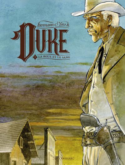 Couverture Duke tome 1 + ex-libris offert