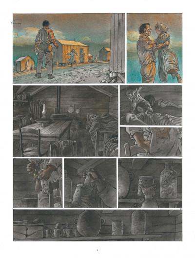 Page 4 Duke tome 1 + ex-libris offert