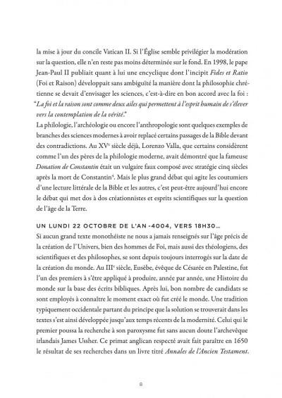 Page 8 La petite bédéthèque des savoirs tome 23 - Naissance de la bible