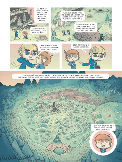 Page 4 Timo l'aventurier tome 1