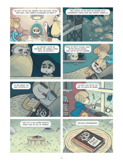 Page 8 Timo l'aventurier tome 1