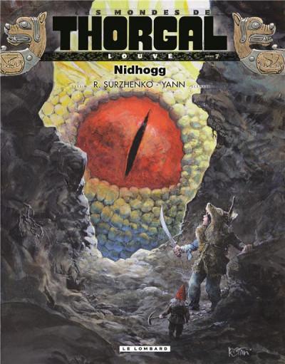 Couverture Les mondes de Thorgal - Louve tome 7