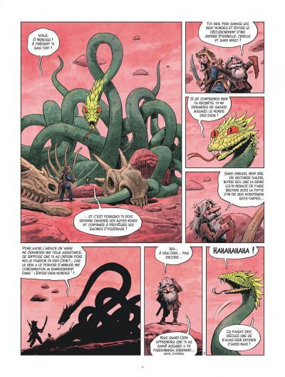 Page 4 Les mondes de Thorgal - Louve tome 7