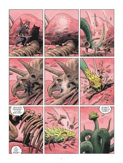 Page 7 Les mondes de Thorgal - Louve tome 7