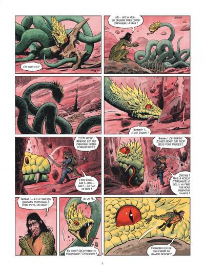 Page 8 Les mondes de Thorgal - Louve tome 7