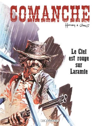 Couverture Comanche tome 4