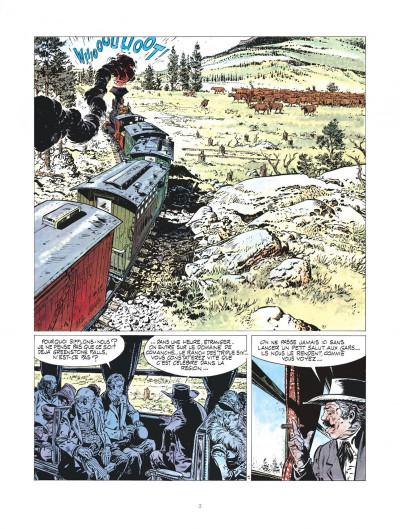 Page 3 Comanche tome 4