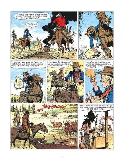 Page 5 Comanche tome 4