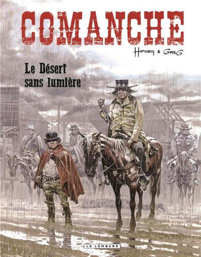Couverture Comanche tome 5