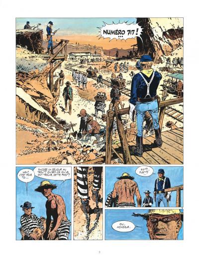 Page 3 Comanche tome 5