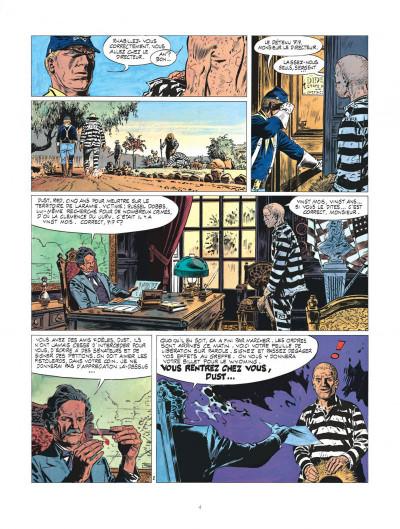 Page 4 Comanche tome 5