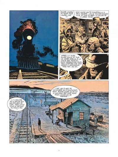 Page 5 Comanche tome 5