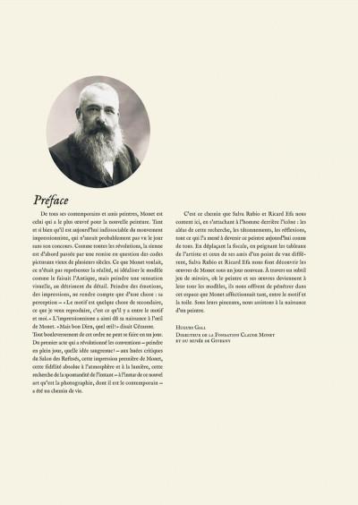 Page 5 Monet, nomade de la lumière