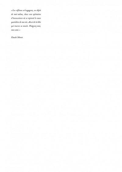 Page 6 Monet, nomade de la lumière