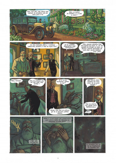 Page 9 Monet, nomade de la lumière