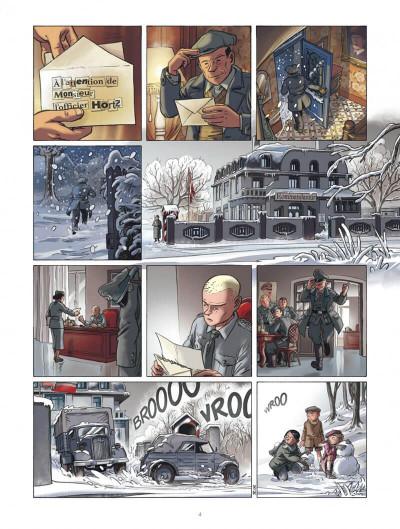 Page 4 Les enfants de la résistance tome 4