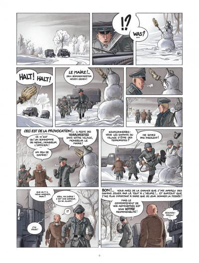 Page 6 Les enfants de la résistance tome 4