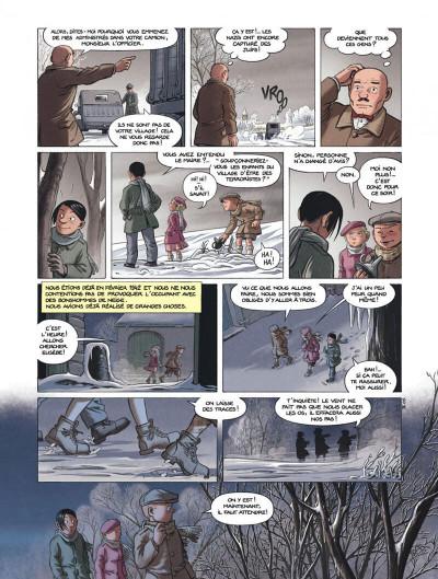 Page 7 Les enfants de la résistance tome 4