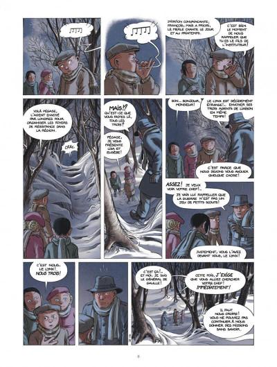 Page 8 Les enfants de la résistance tome 4