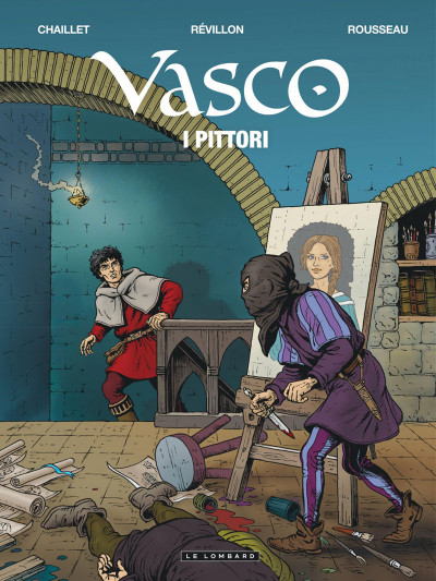 Couverture Vasco tome 28