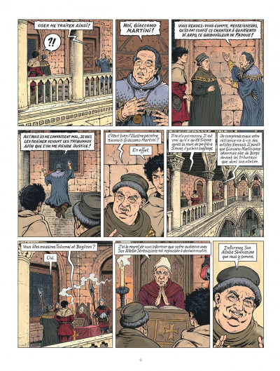 Page 9 Vasco tome 28