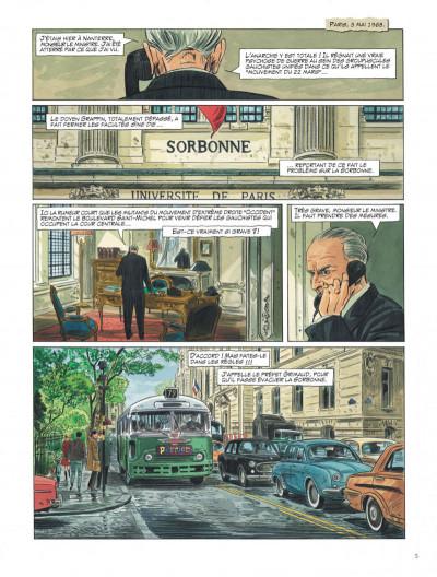 Page 5 Sous les pavés