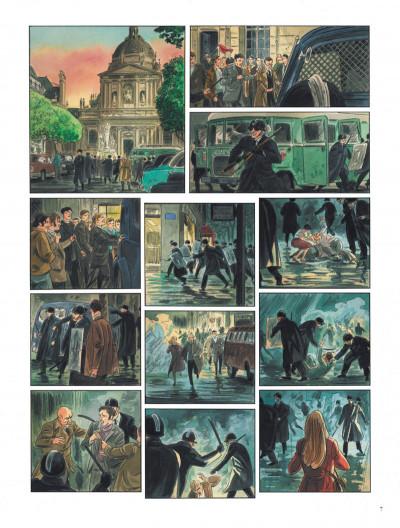 Page 7 Sous les pavés