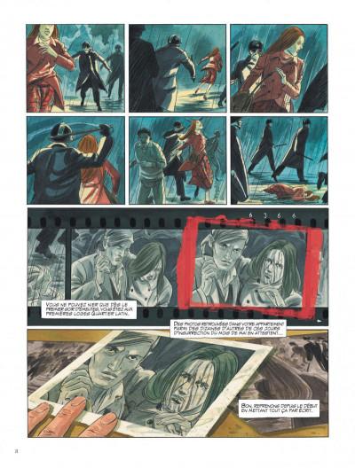 Page 8 Sous les pavés