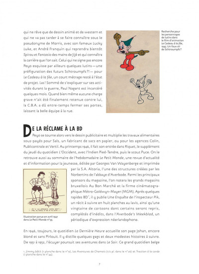 Page 7 Benoit Brisefer - intégrale tome 1