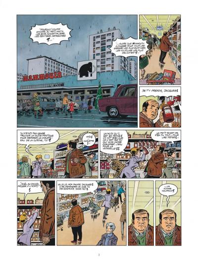 Page 2 Les nouvelles enquêtes de Ric Hochet tome 3