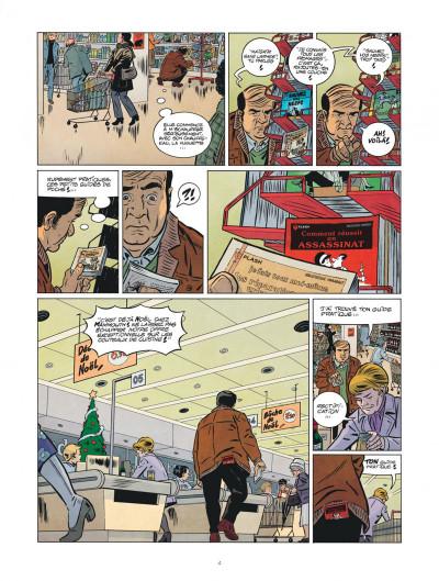 Page 3 Les nouvelles enquêtes de Ric Hochet tome 3